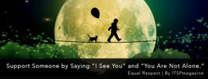Say 'Hello, I See You!'